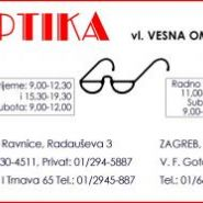 Omrčen optika