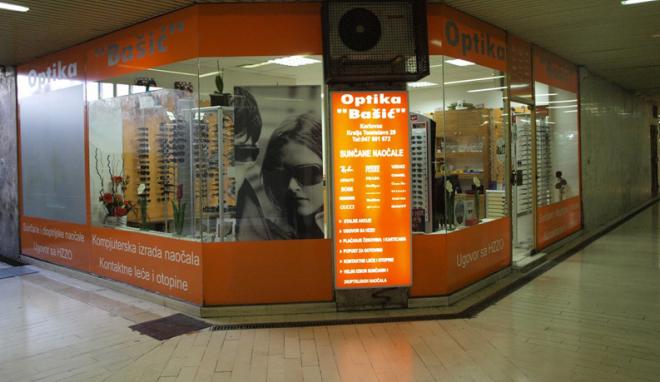 Optika Bašić Karlovac