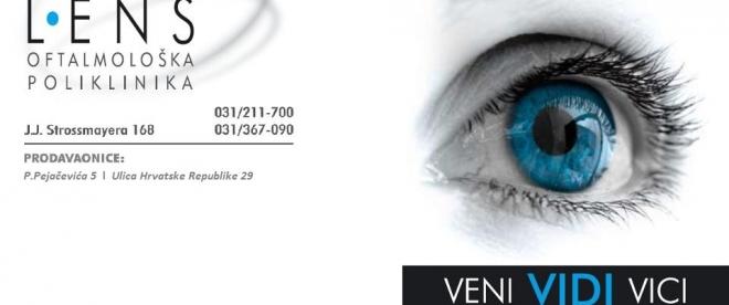 Lens očna optika