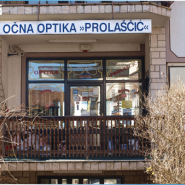 Prolaščić optika