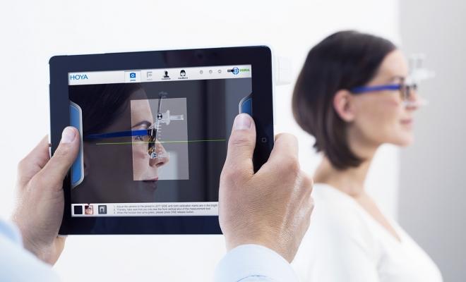 VisuReal - video uređaj za centriranje