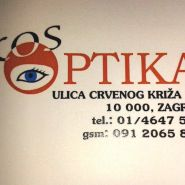 Optika Kos poslovnica Zagreb 1