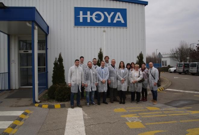 Posjetili smo HOYA-inu tvornicu u Mateszalki