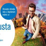 25% popusta na HOYA naočalne leće s BlueControl anti-refleksnim slojem